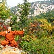 Qi Gong Übungen auf dem Berg