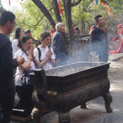 Shaolin China Kultur Reise Oktober 2016