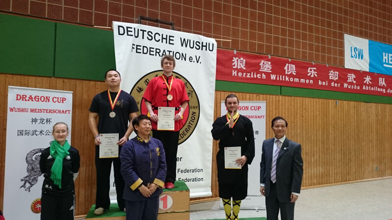 Dragon Cup in Wolfsburg