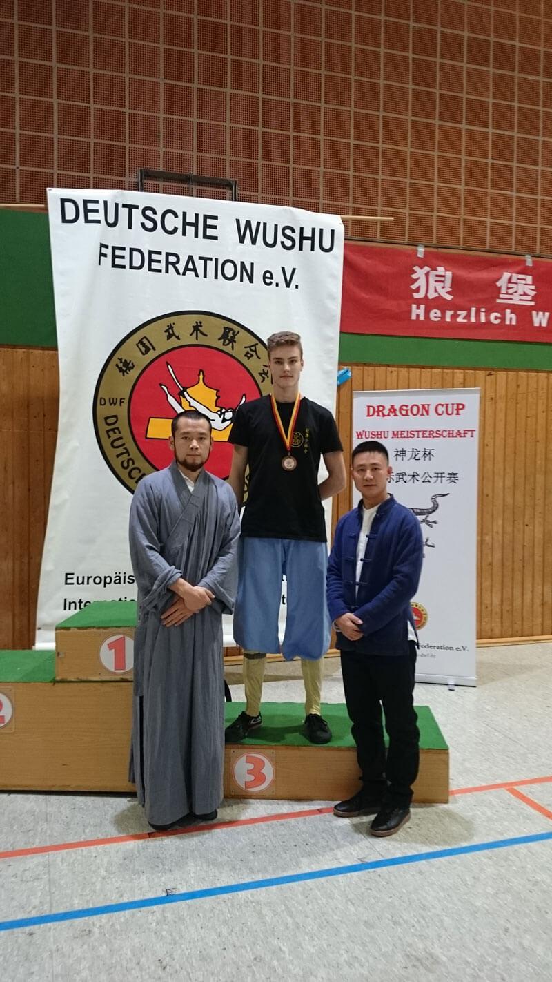 Dragon Cup in Wolfsburg